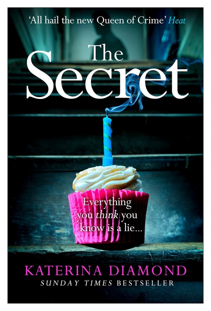 Book Review The Secret by Katerina Diamond