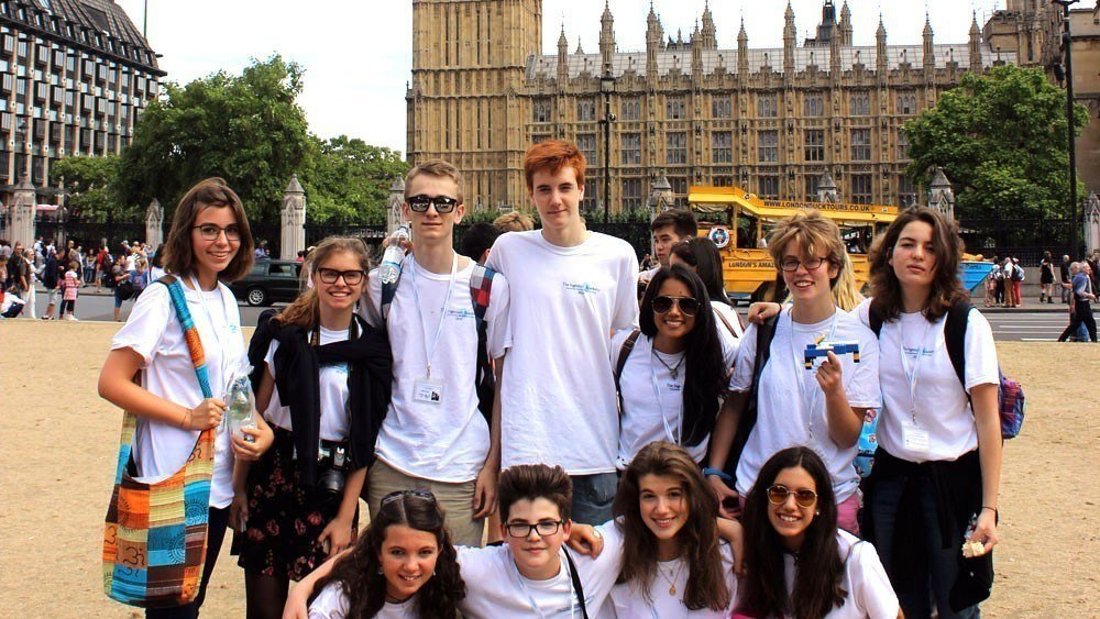 The Ingenium Academy London day trip, Houses of Parliament