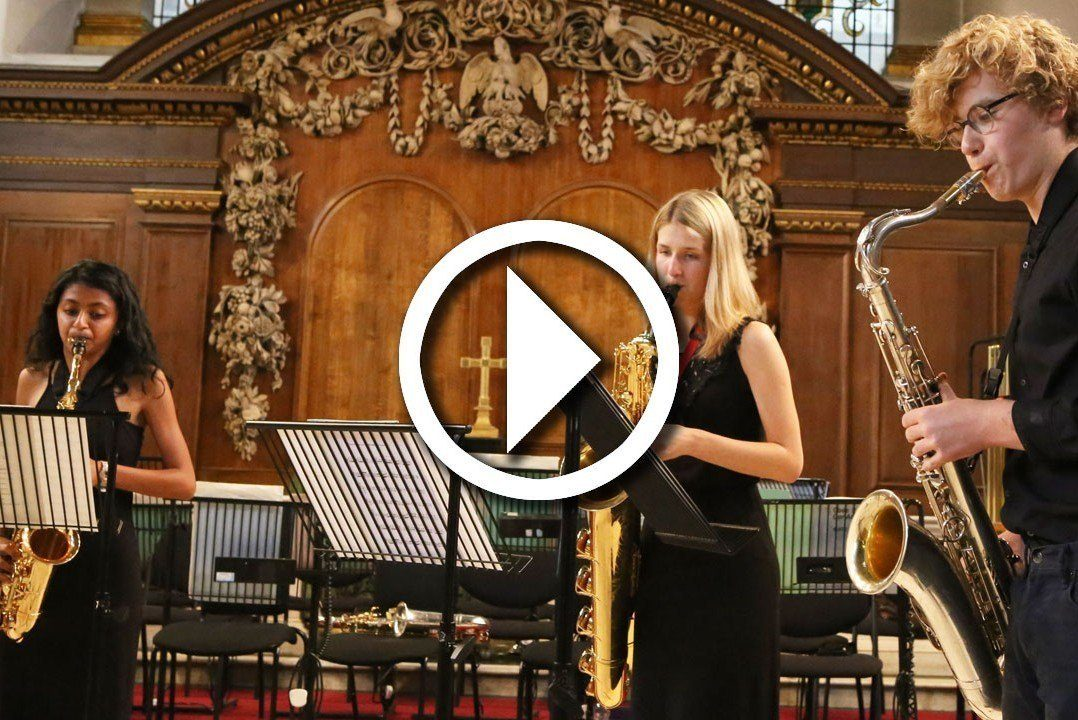 Video: Saxophone Programme 2017