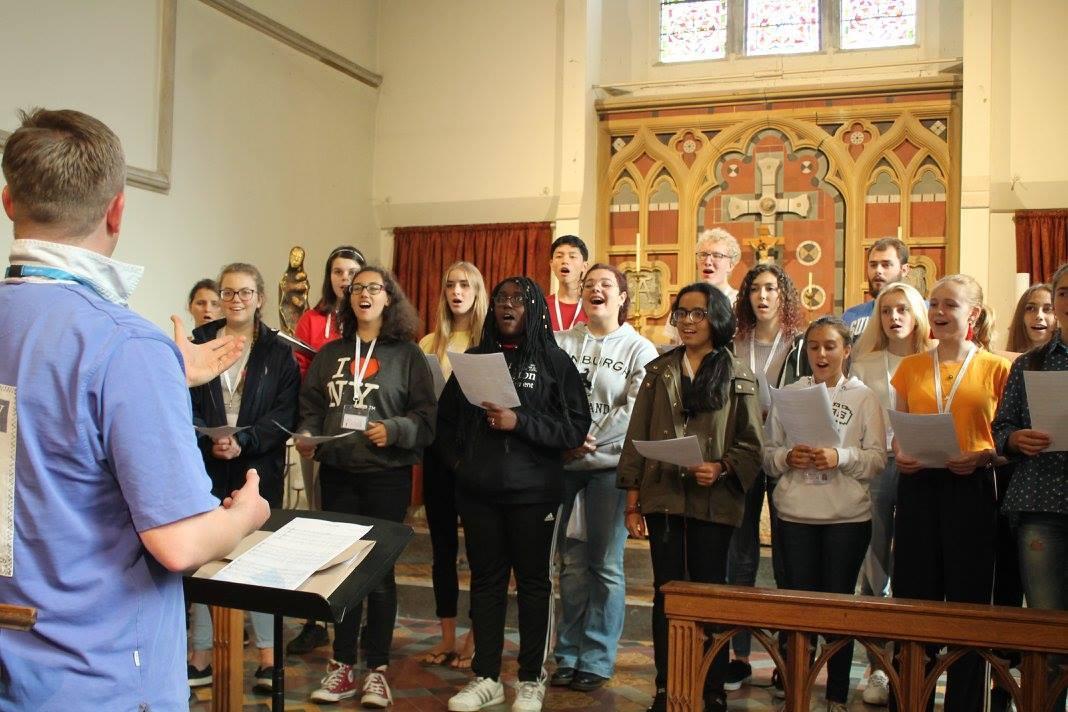 Ingenium Academy Choir summer course