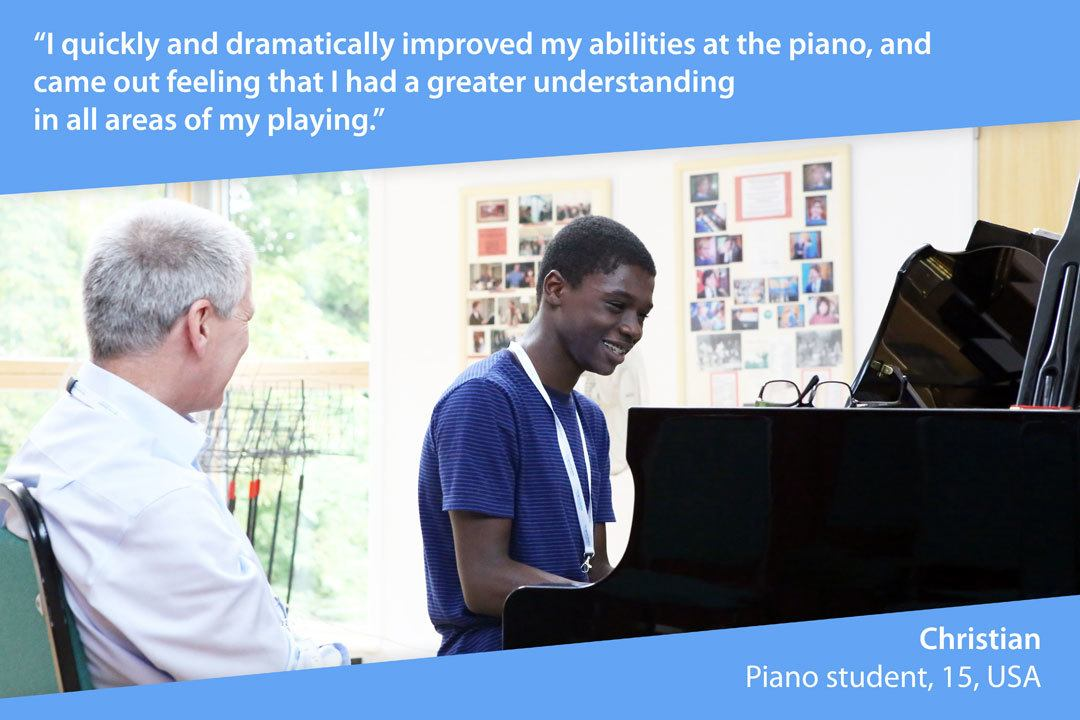 The Ingenium Academy Piano Programme, Winchester College