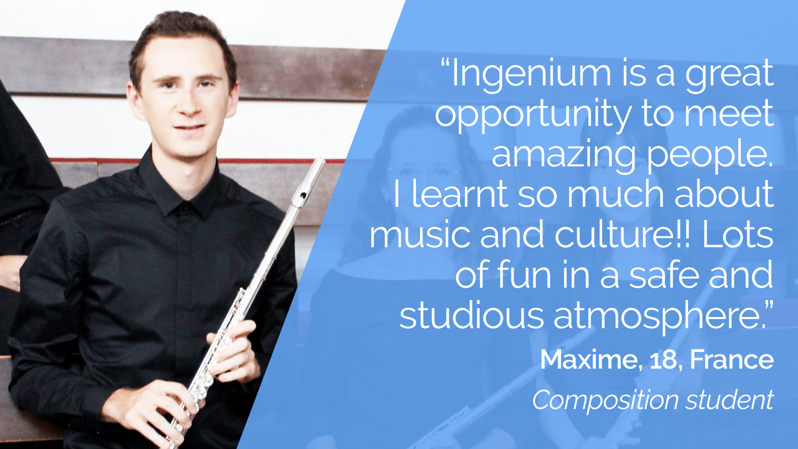 Ingenium Academy reviews: composition programme