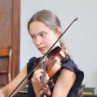 Polina, chamber musician on our Chamber Music summer course