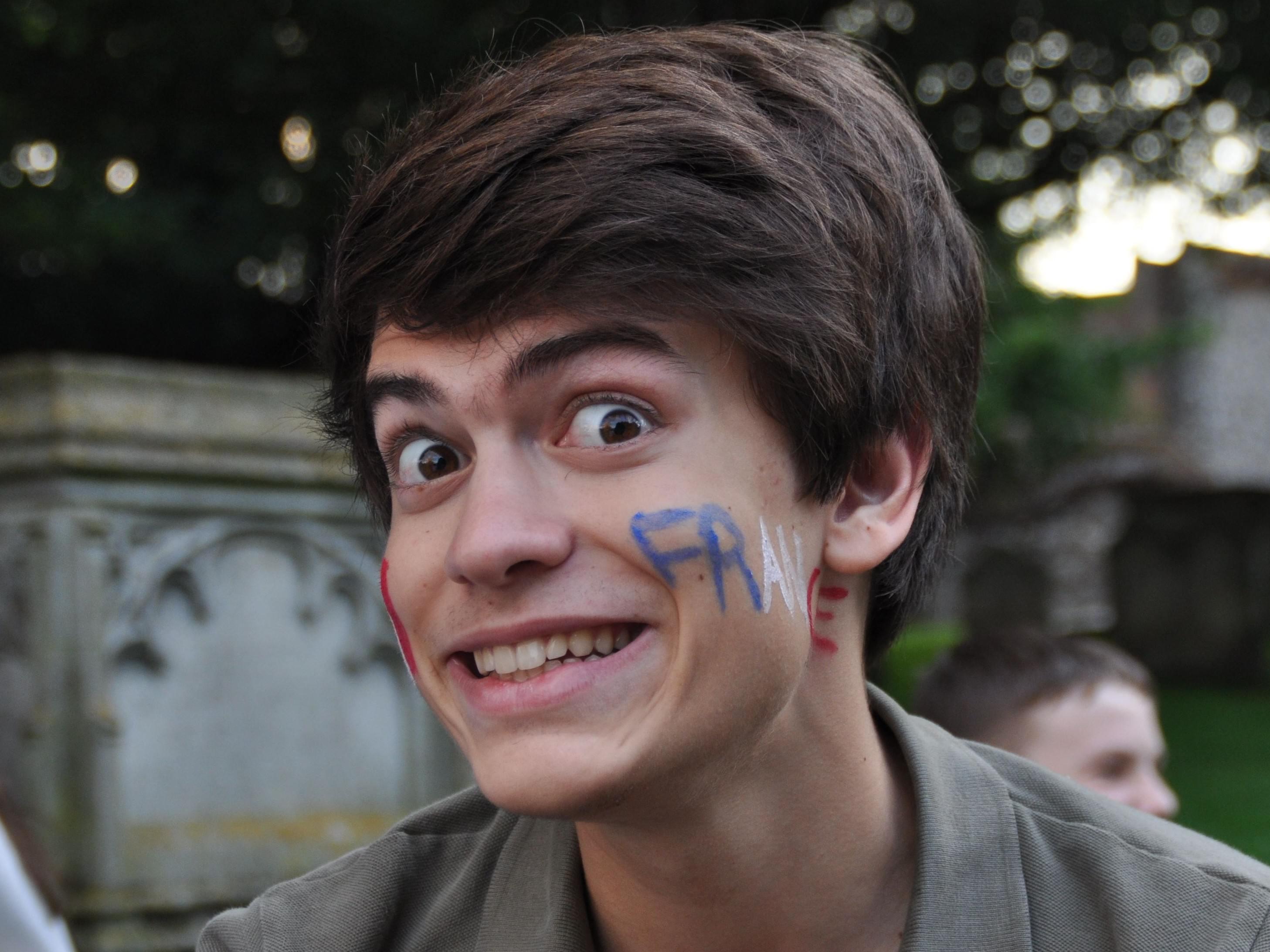 Francois, Ingenium Academy Student