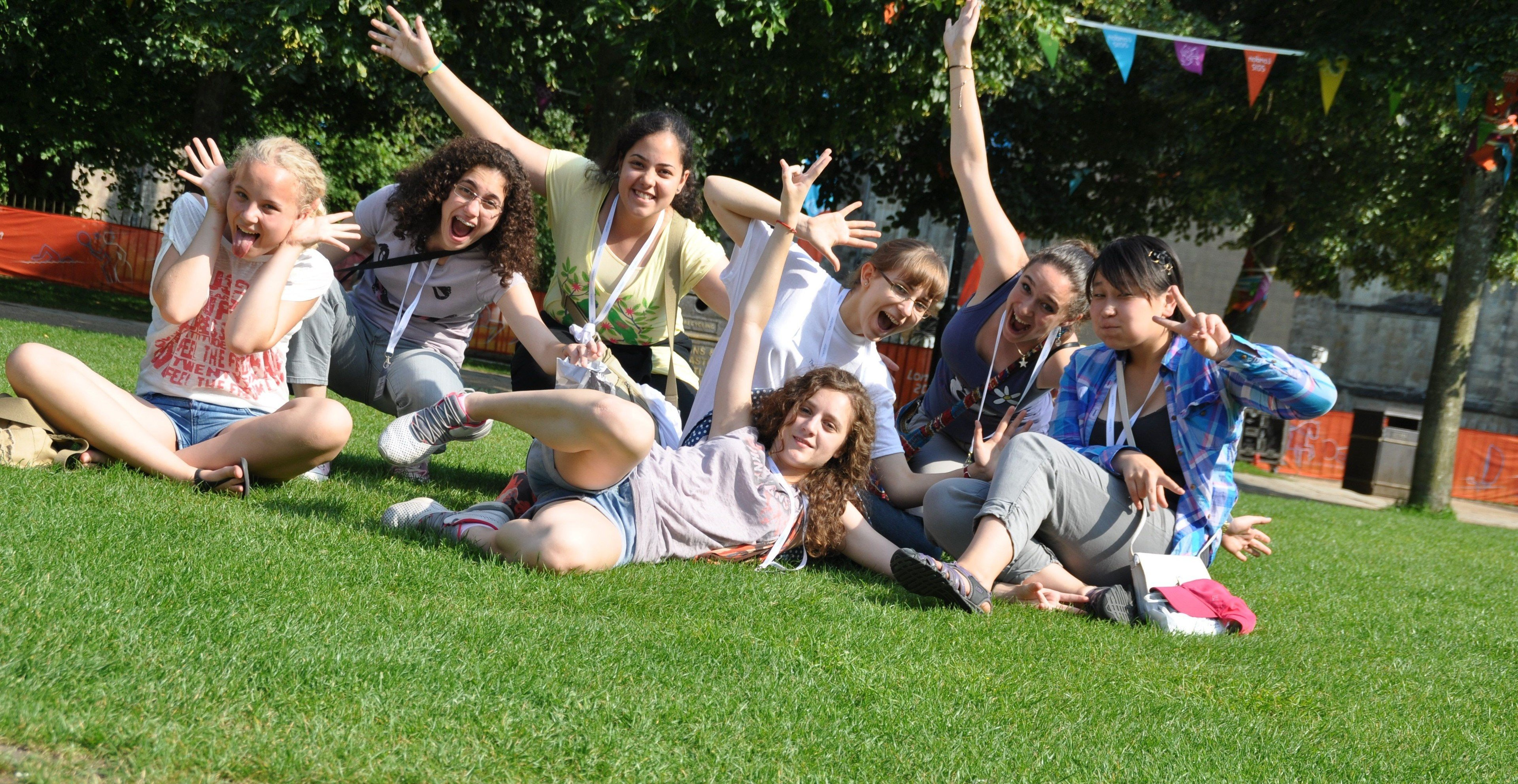 Students of Ingenium Academy Music Summer Camp
