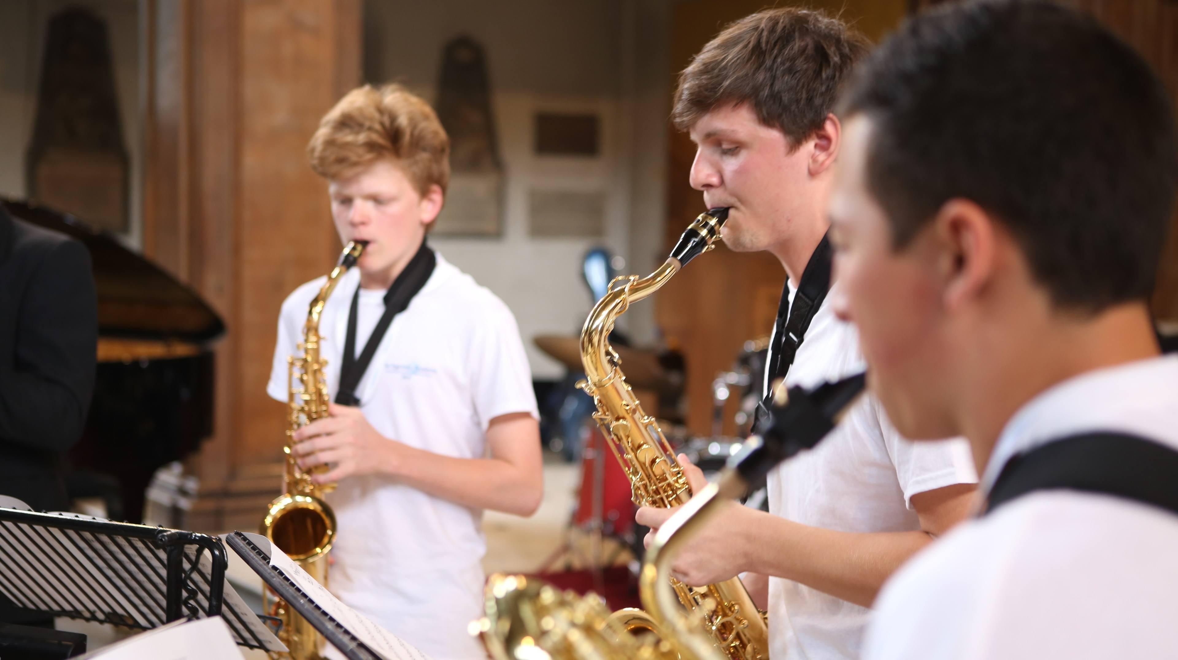 The Ingenium Academy Saxophone Quartet at St James's Piccadilly