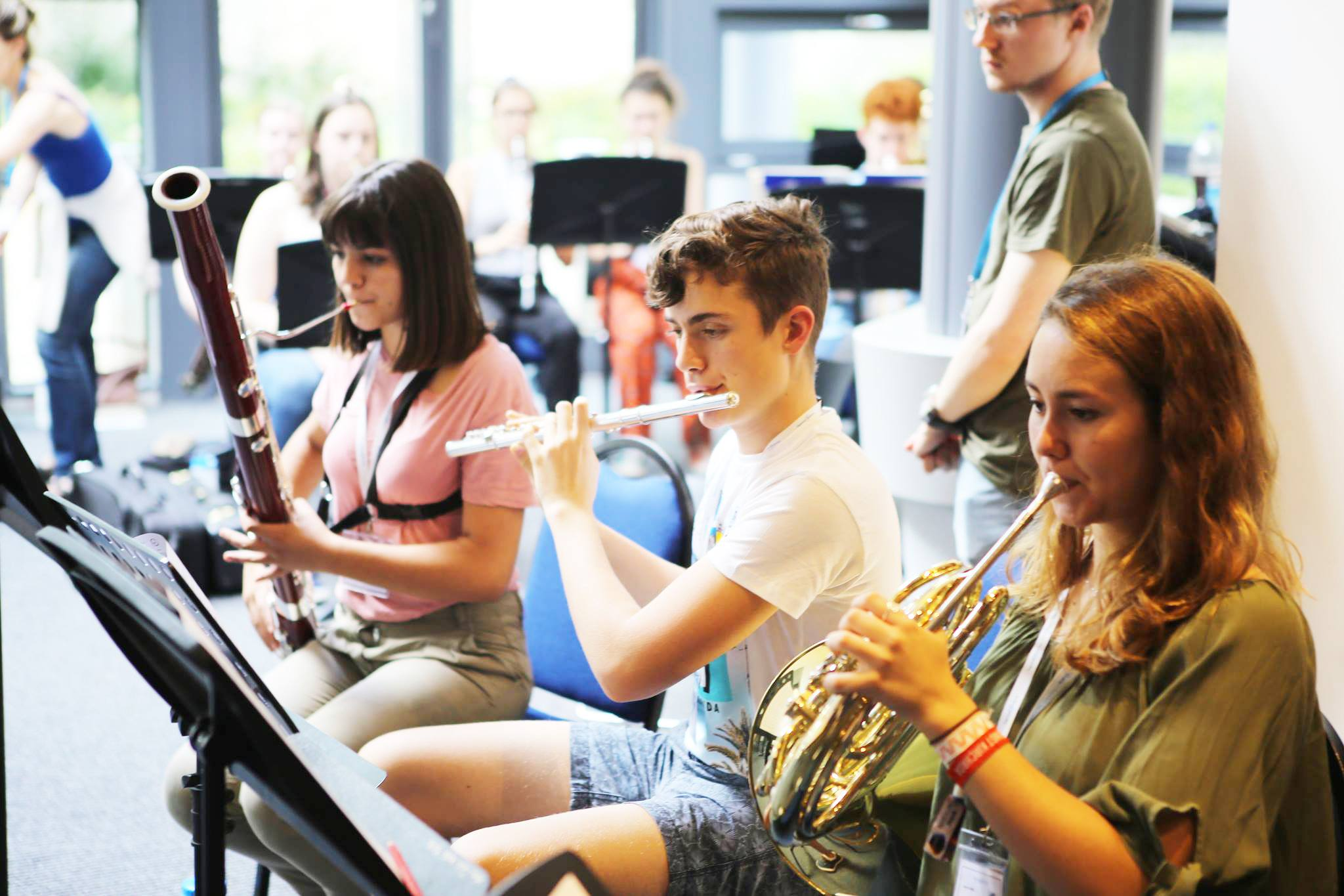 Orchestra course England summer 2018