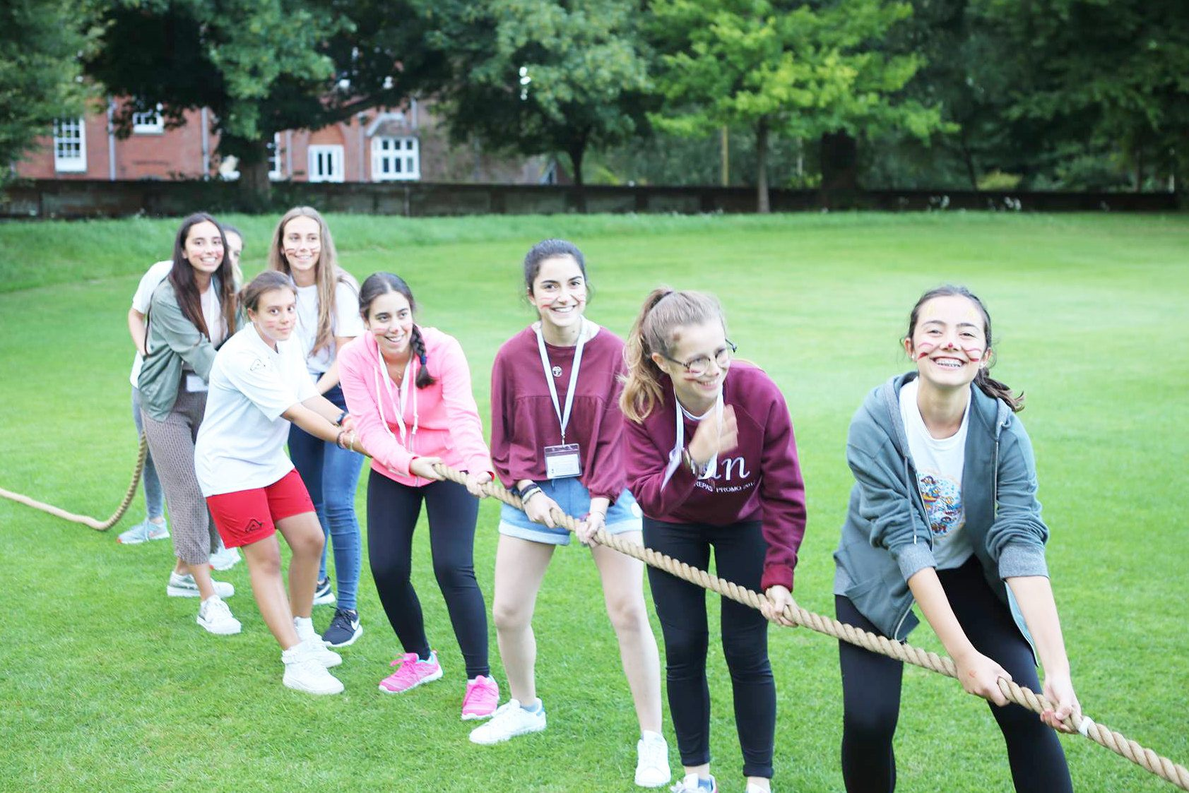 Activities summer camp England