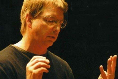 Scott Stroman, conductor for vocal course at the Ingenium Academy