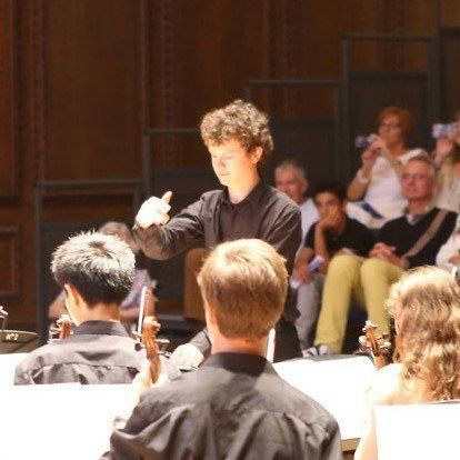 The Ingenium Academy Summer School for Music Conducting Programme