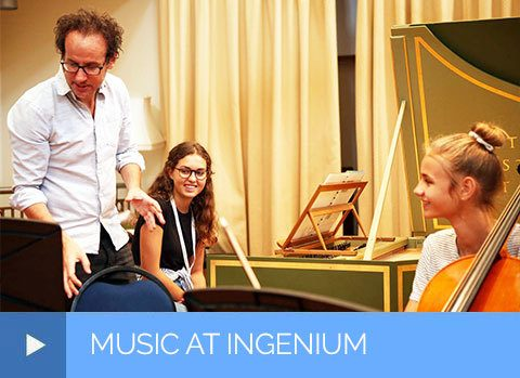 Music at the Ingenium Academy