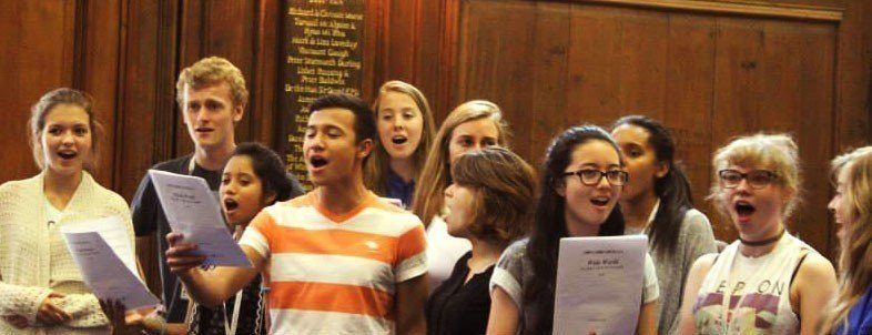 Vocal and Choral Programme at The Ingenium Academy Music Summer Camp
