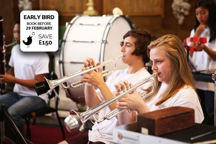 The Ingenium Academy International Summer School for Music Earlybird Discount