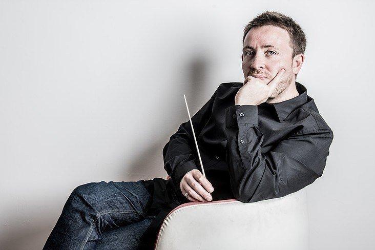 Ingenium conductor Tom Hammond