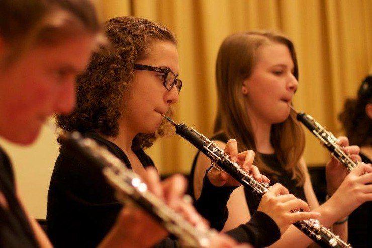 Oboe summer course - Ingenium oboists in concert