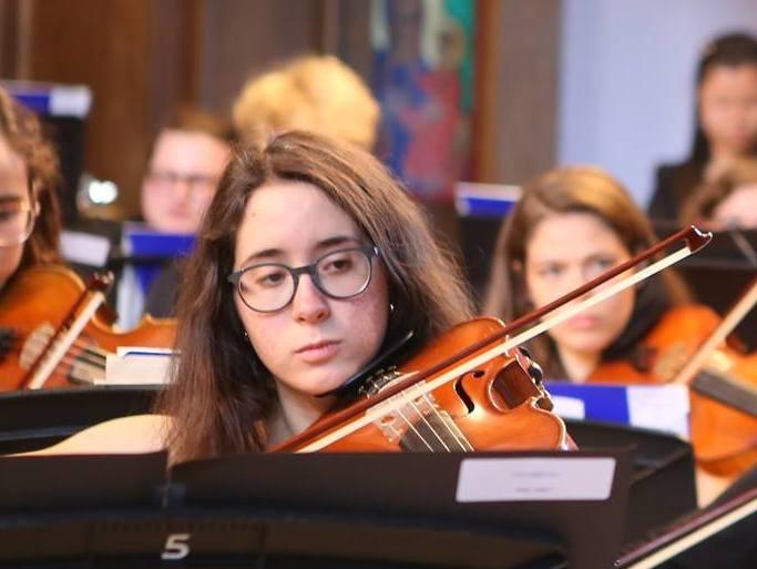 Viola, viola student, Ingenium Academy, England, Music Course