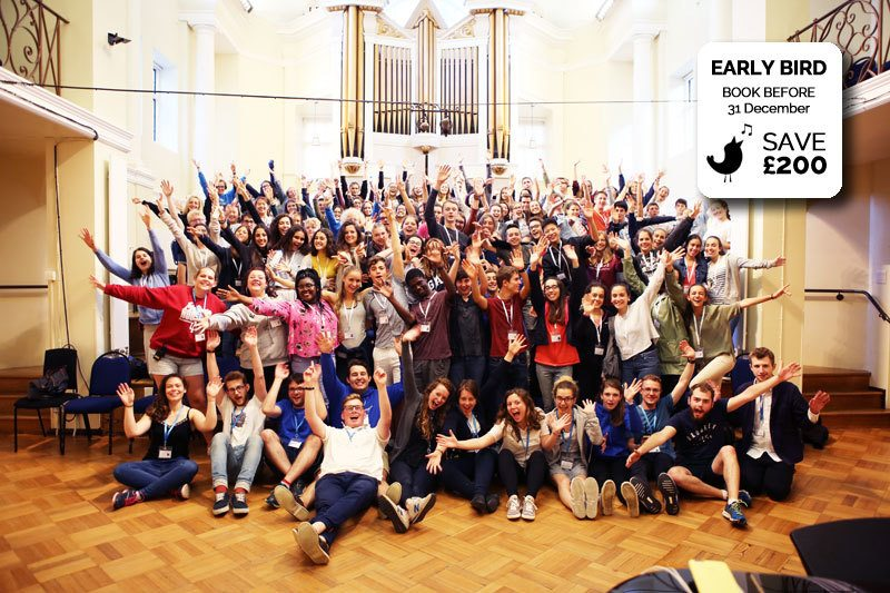 Save 200 on the Ingenium Academy Music Summer School with the Earlybird Discount