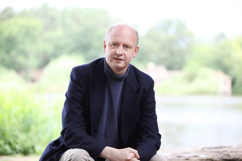 Conductor and composer Matthew Taylor