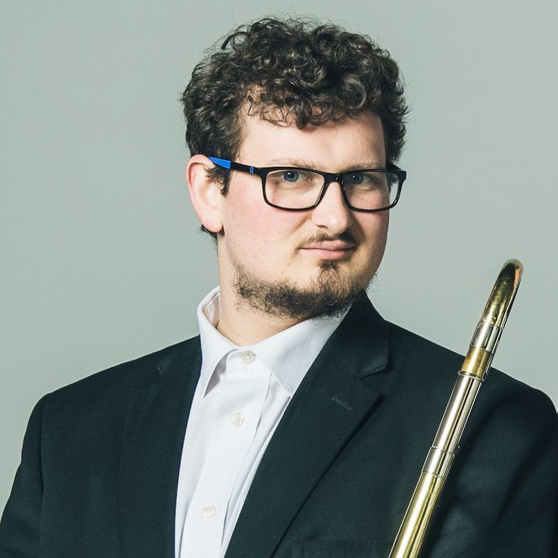 Tom Barton, Ingenium Academy trombone tutor