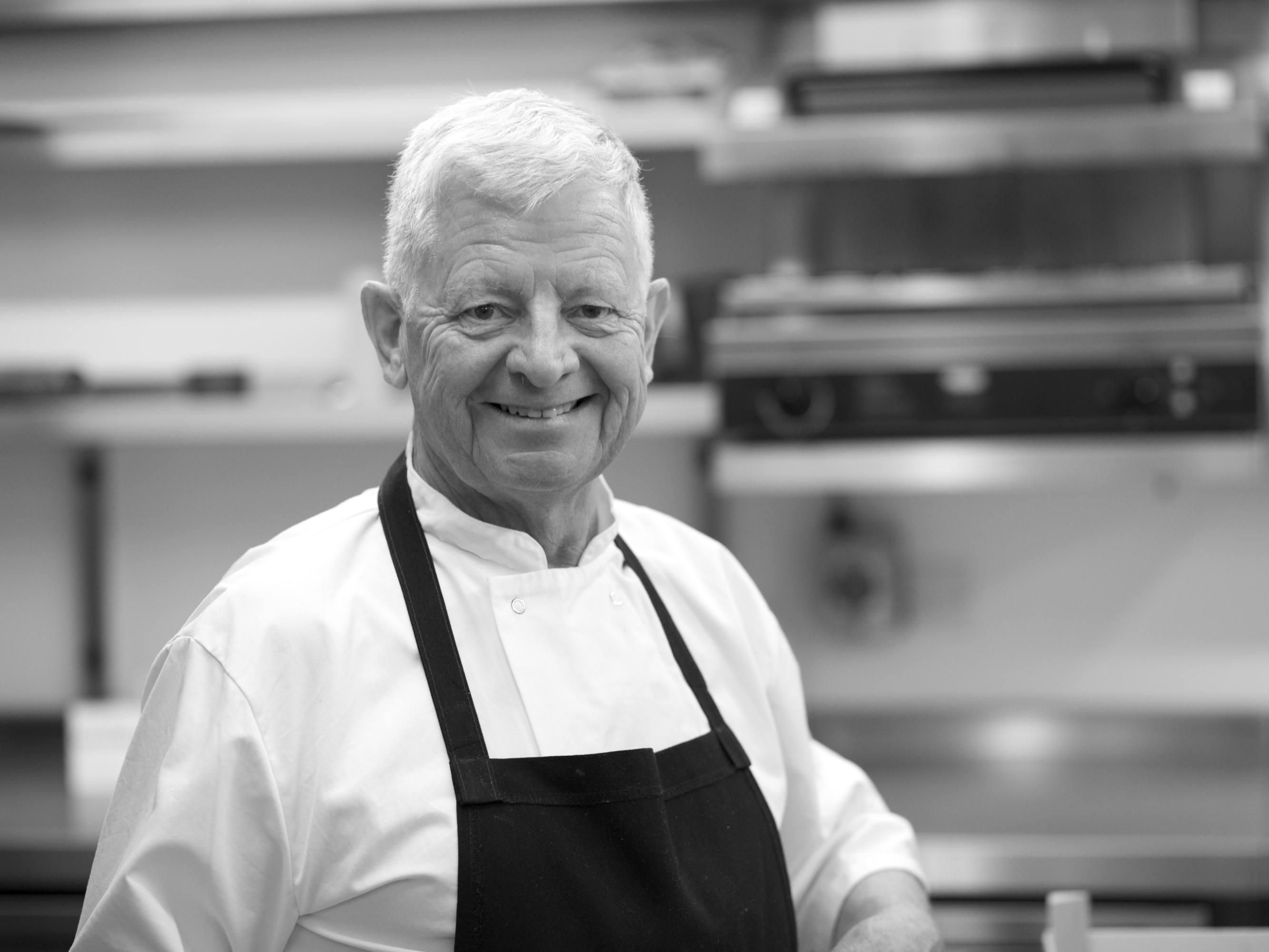Chef Mick Ferguson at The Royal Oak Swallowcliffe