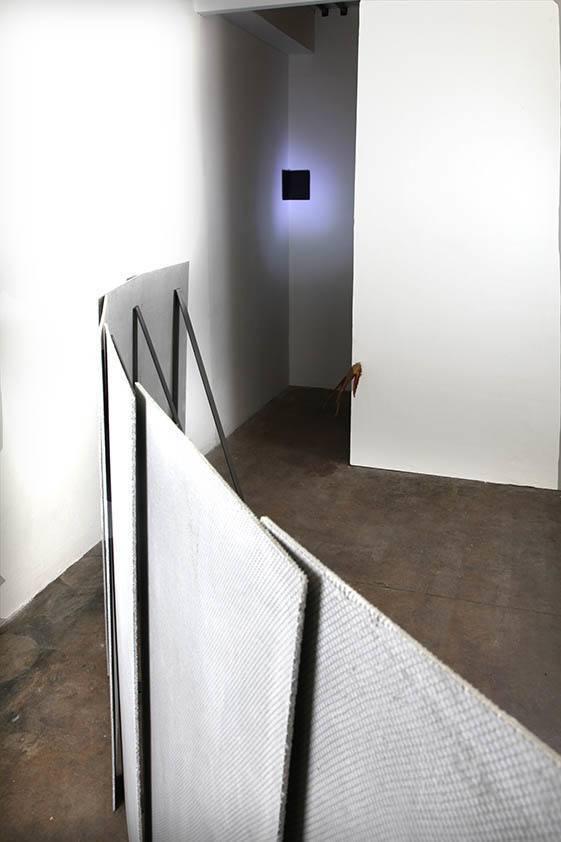Simona Brinkmann. Blank Stare, Flat Hollow at Five Years, London. 2013.