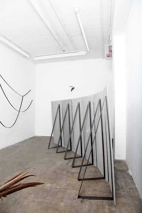 Simona Brinkmann. Blank Stare, Flat Hollow at Five Years, London (2013).