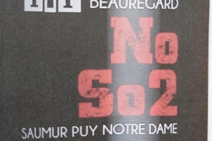 Saumur Puy Notre-Dame 'No So2' image