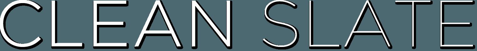 Clean Slate Logo