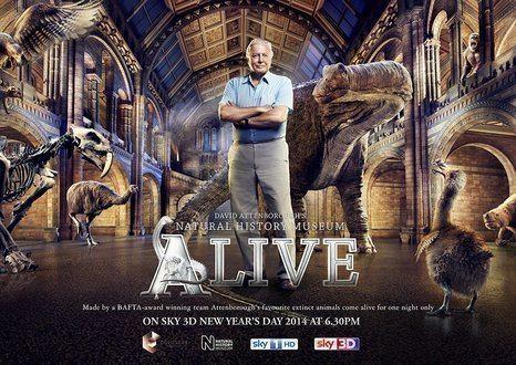 Alive with David Attenborough