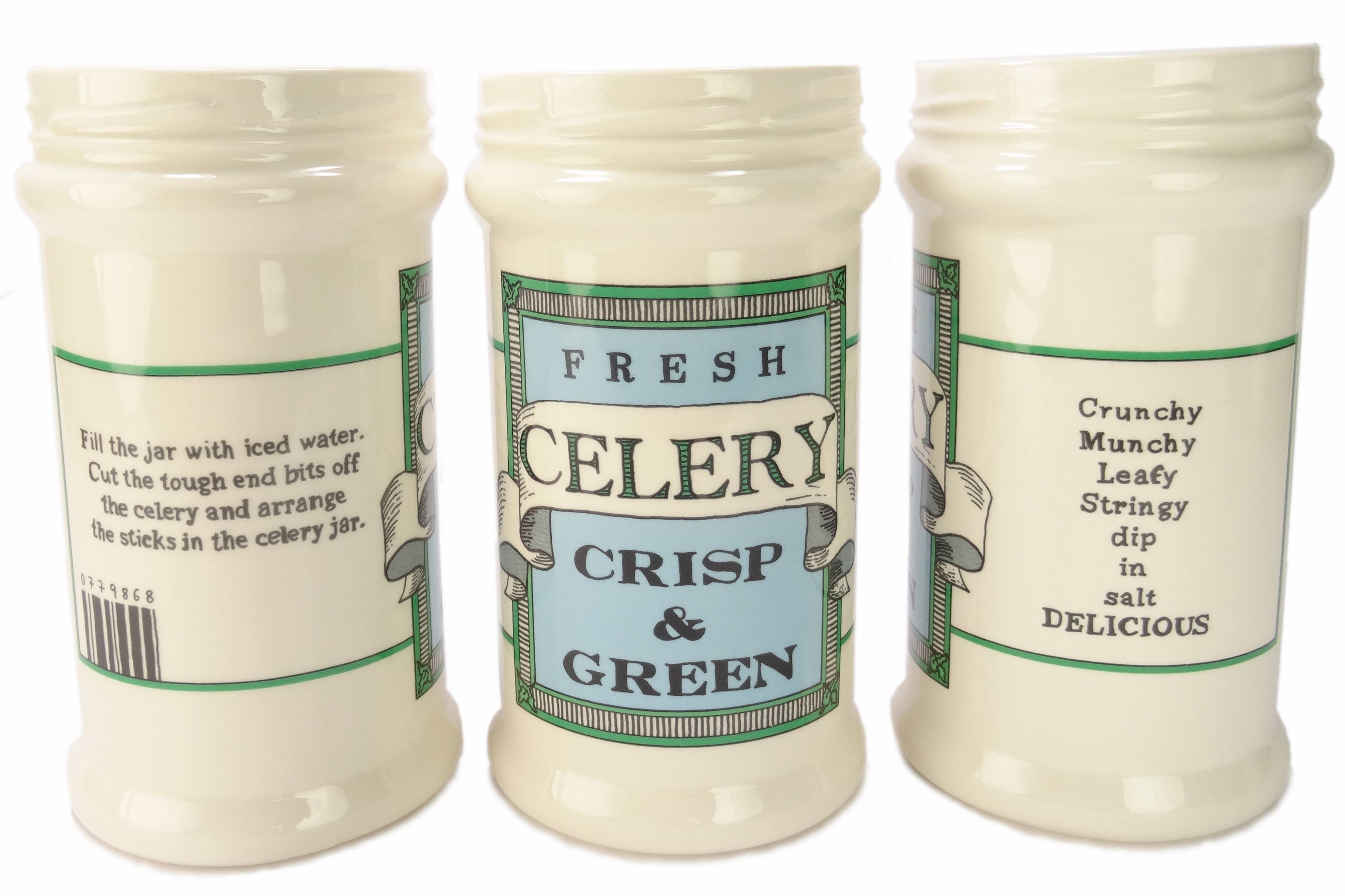 celery vase hand made ceramics katie brinsley beatrice von Preussen