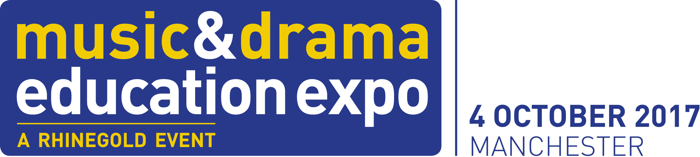 music & drama education expo Manchester 2017