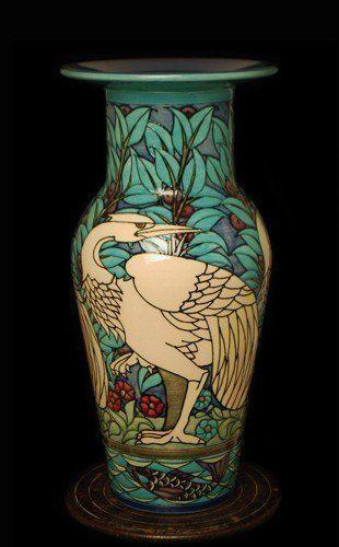 Waterbird Vase