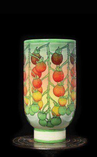 Fur Coats Vase