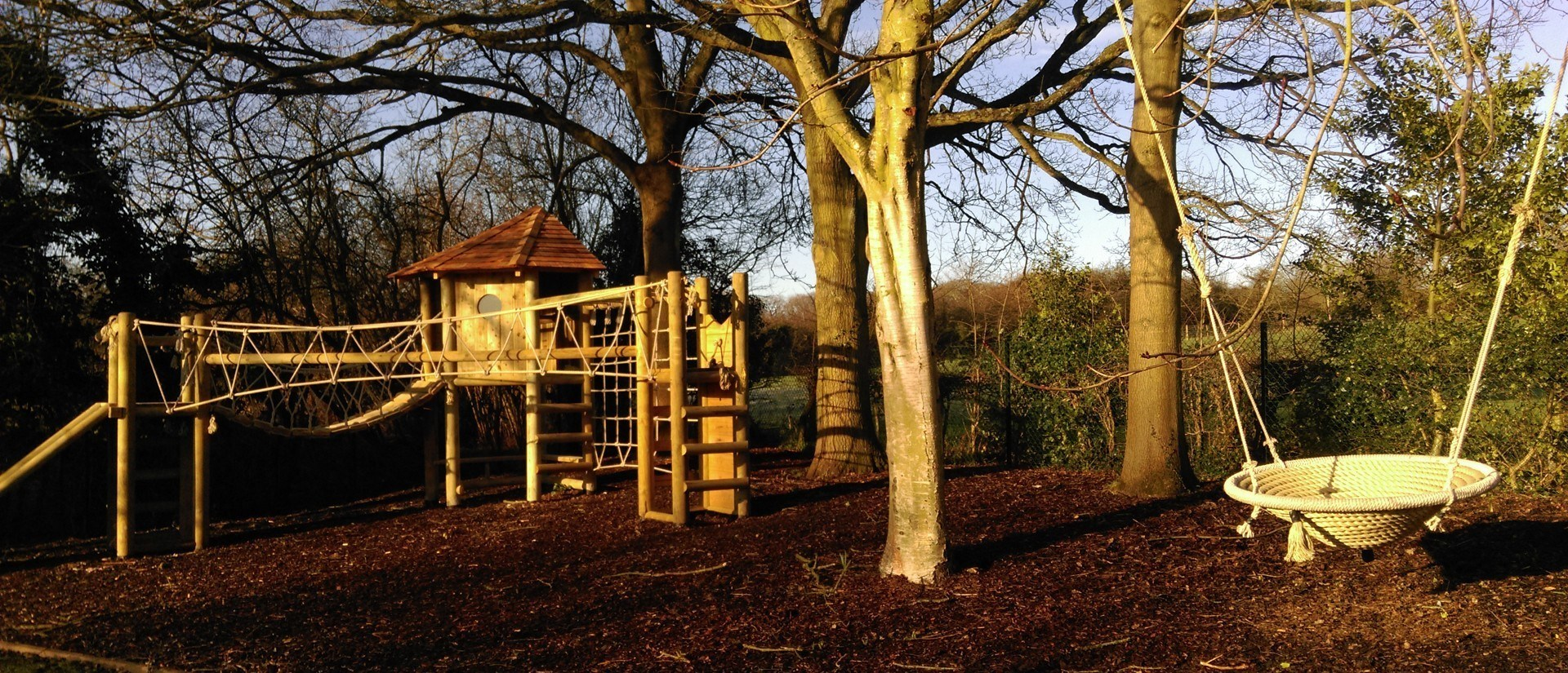 JC Climbing Frames - Tree Swing and Climbing Frame Master Builders