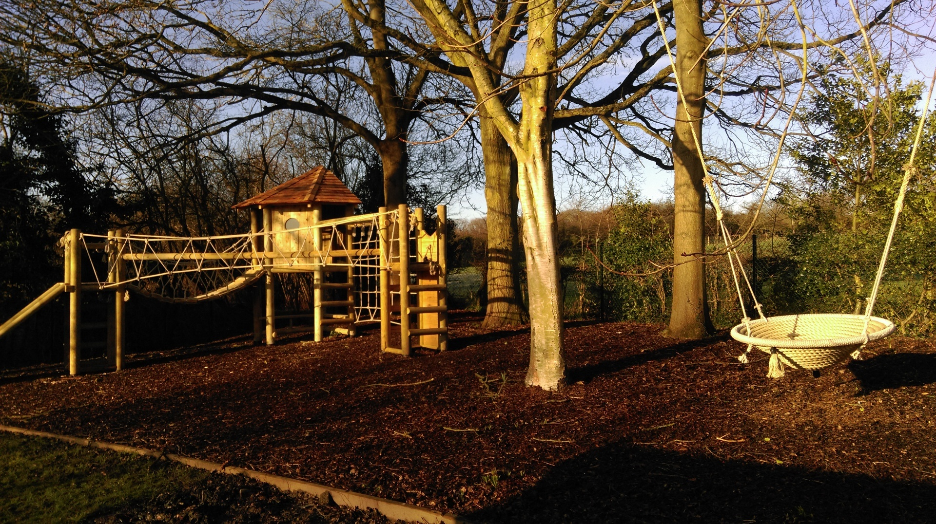 Bespoke Climbing Frames designed and built by JC Climbing Frames