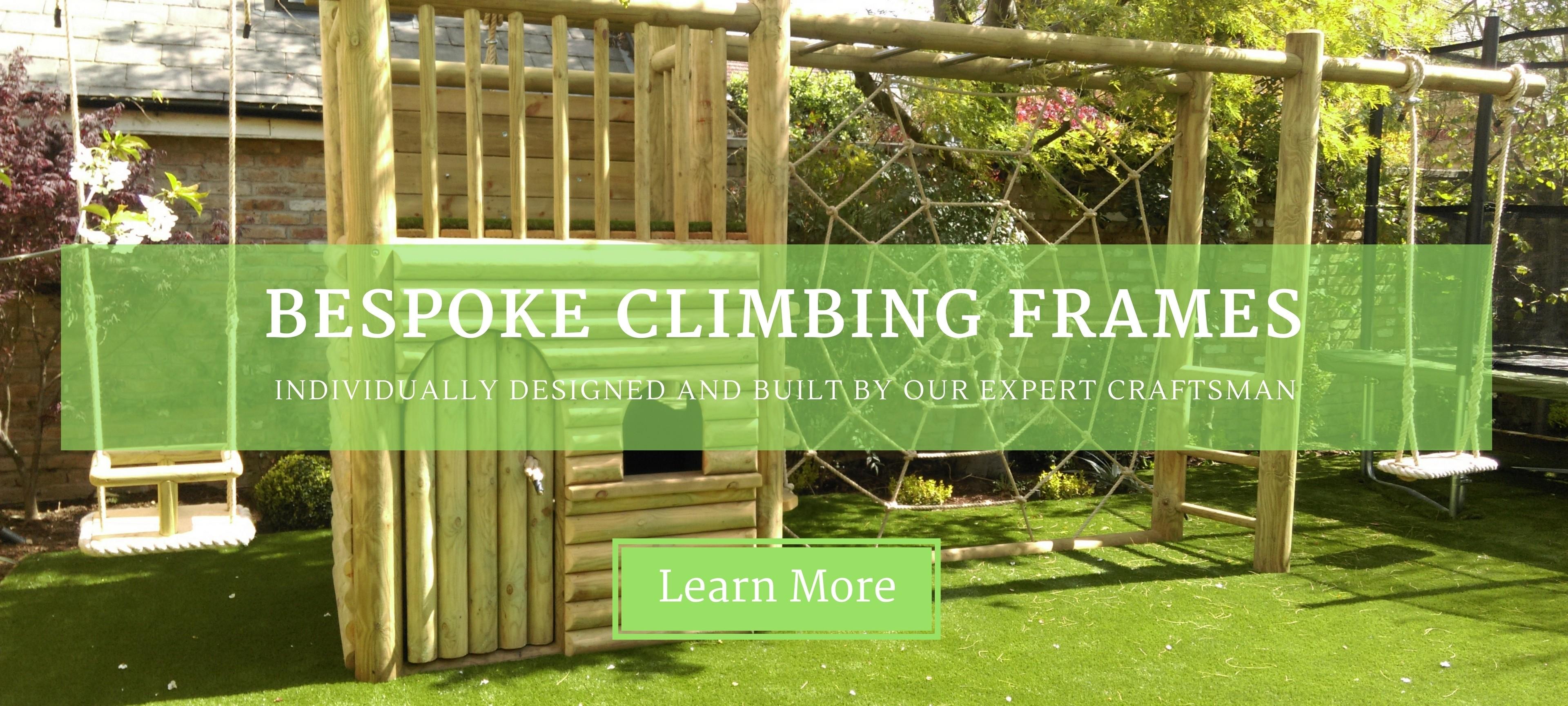 bespoke climbing frames