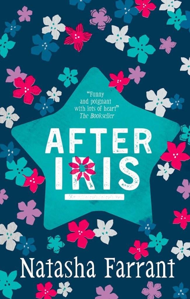 After Iris image