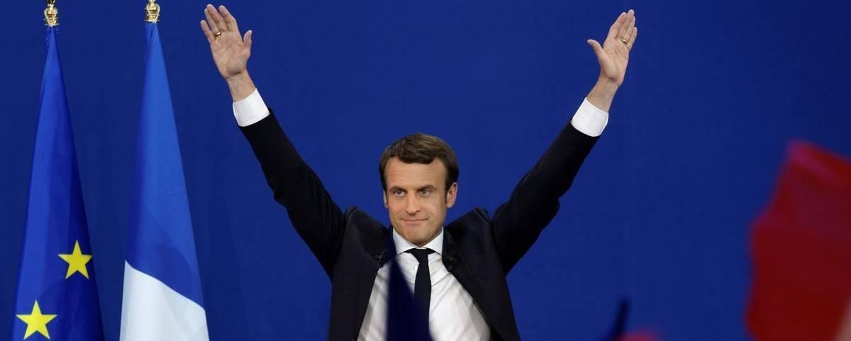 Vive le Macron? image