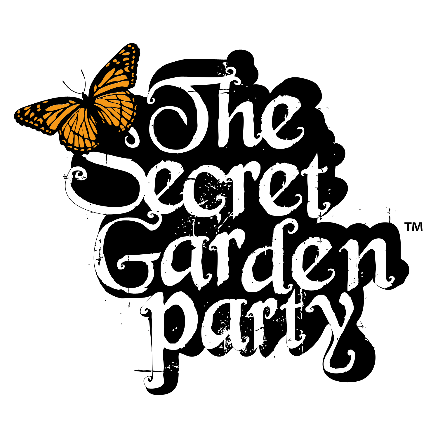 Secret Garden Party Spoof Logo