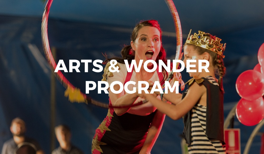 Arts & Wonder Program