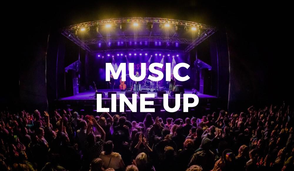 Music Line Up