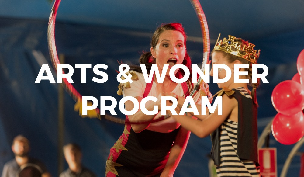 Arts & Wonder Program