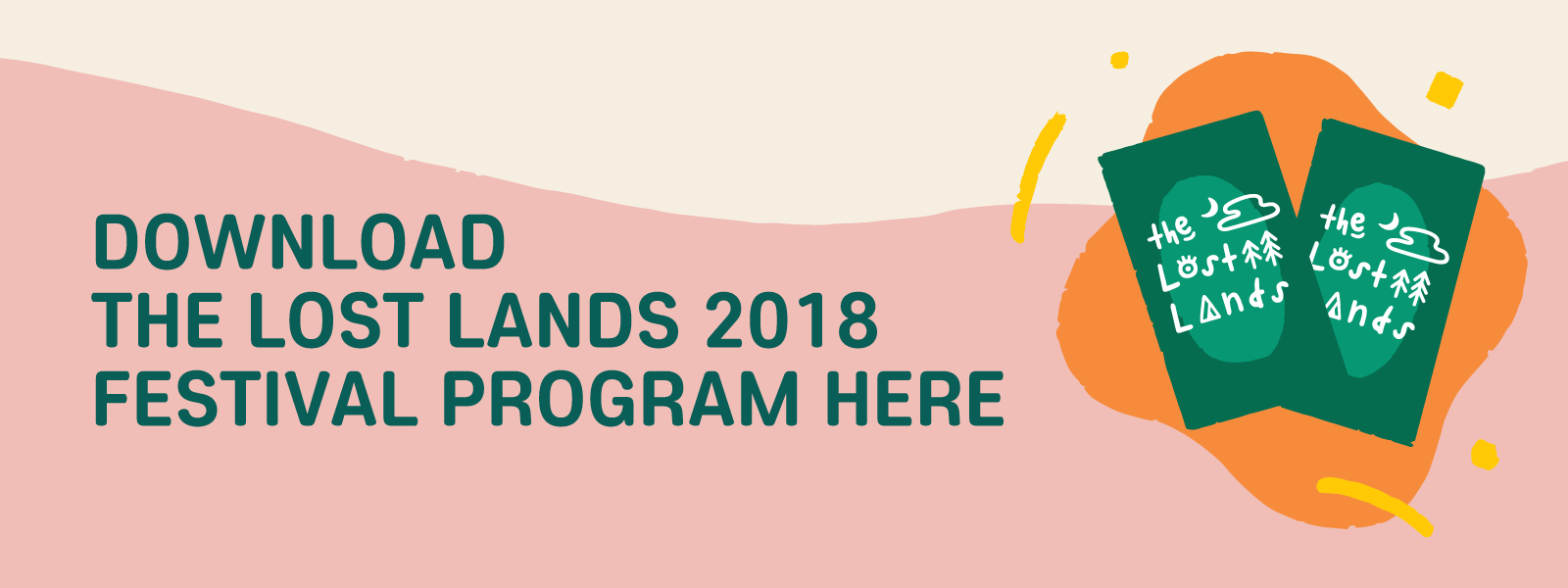 Click to download The Lost Lands 2018 Festival Program