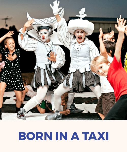 Born in a Taxi