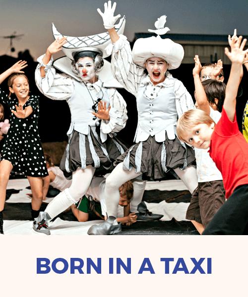 Born in a Taxi
