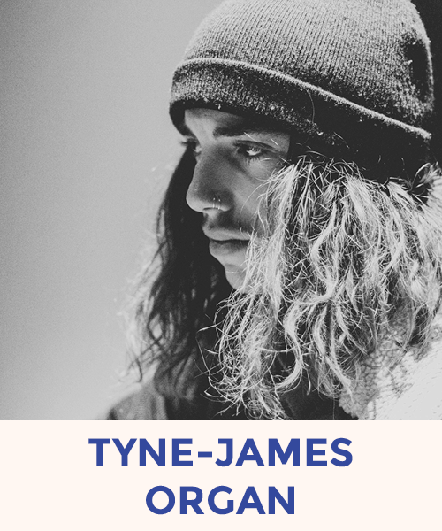 Tyne-James  Organ - The Lost Lands