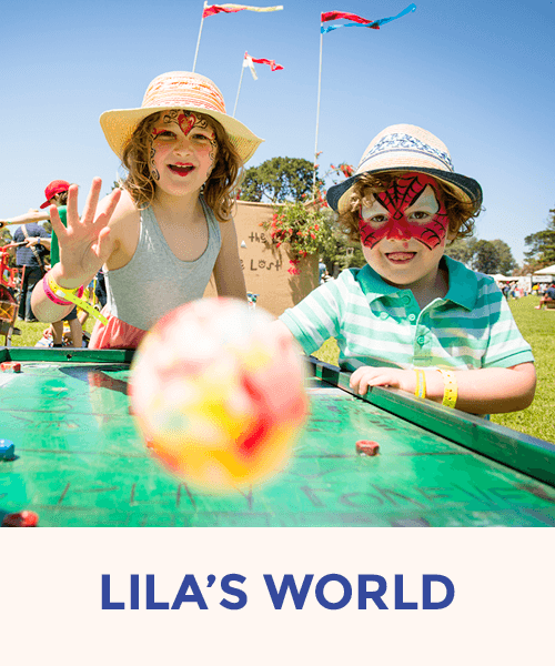 Lila's World