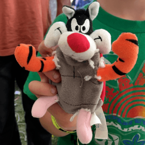 Frankentoys presented by Toy Laboratory Team Textiles