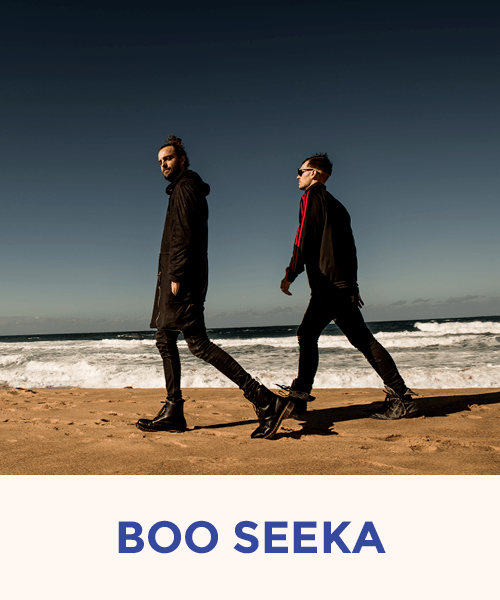 Boo Seeka - The Lost Lands