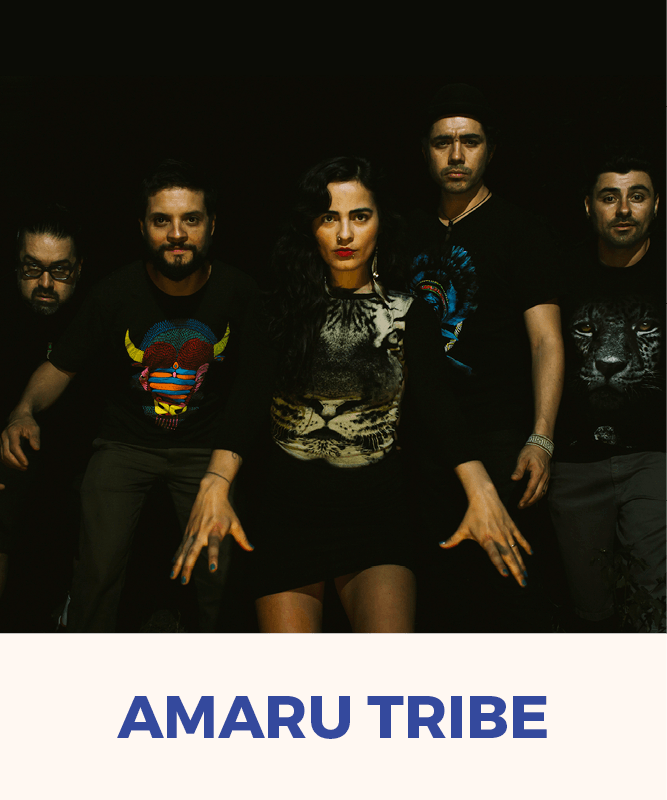 Amaru Tribe - The Lost Lands